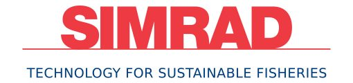 SIMRAD - Technology for Sustainable Fisheries
